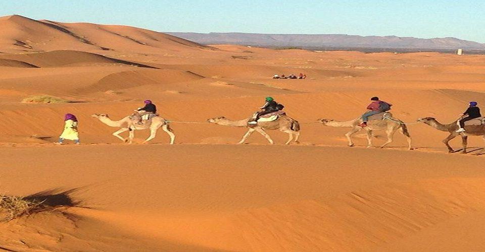 7 Days Tour Tangier Fes Merzouga