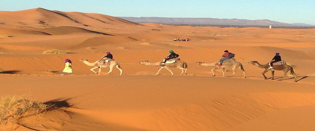 7 Days Tour Tangier Fes Merzouga